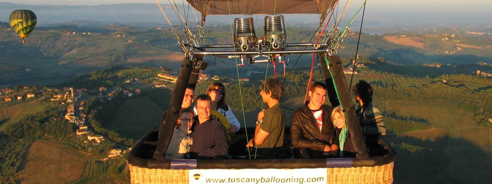 Balloon Excursion Chianti