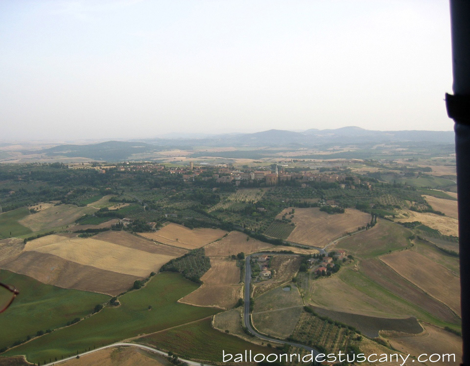 pienza-val-d'orcia-ballooning