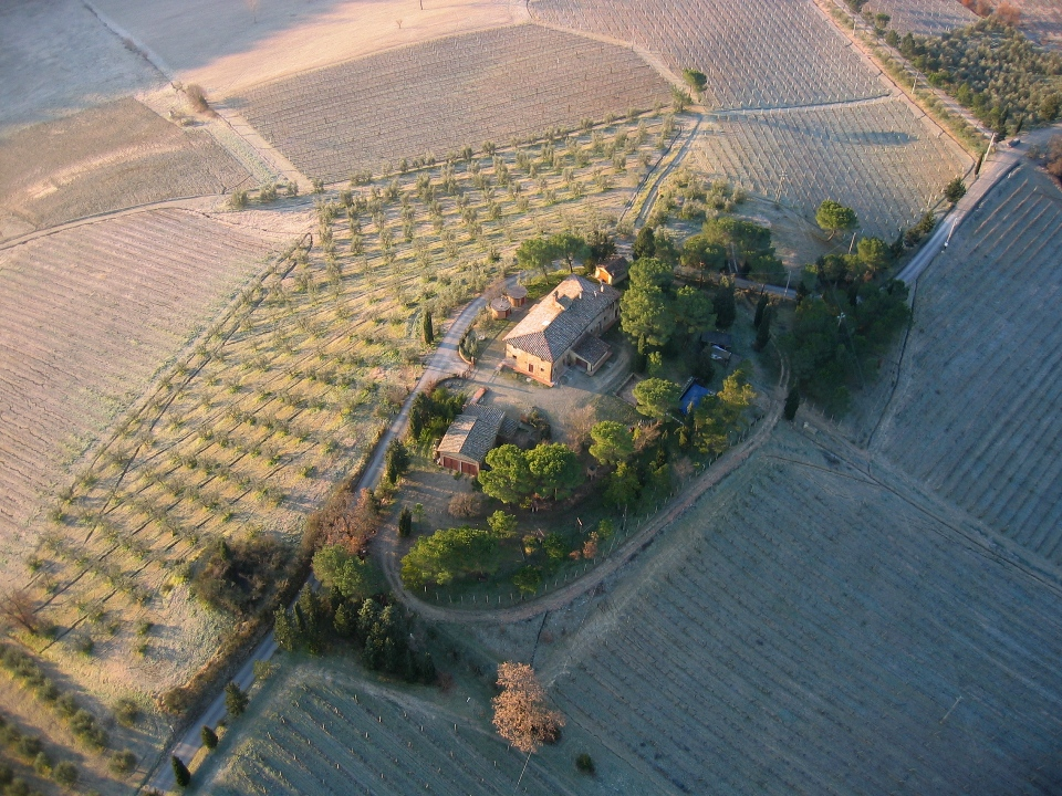 farmhouse in Chianti