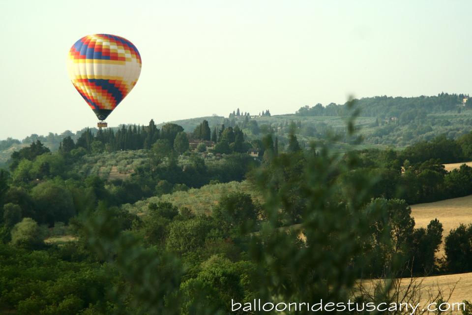 Chianti ballooning