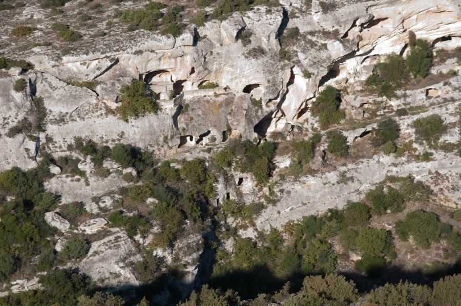 Saracen village